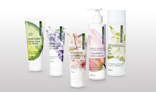 naturaline Swiss cosmetics offers you natural products for hand and foot care.