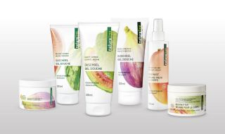 The naturaline Swiss cosmetics bodycare is a true present of nature.